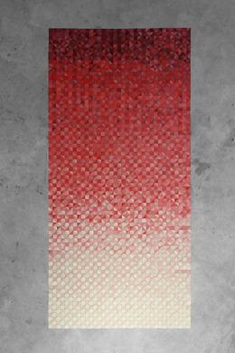 , 'Fading Red,' 2013, stilwerk