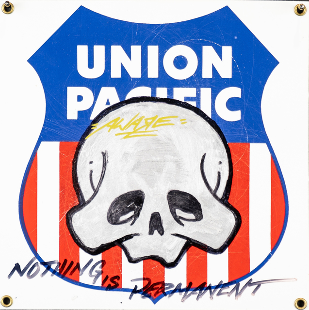 , 'Union Pacific,' 2019, EWKUKS