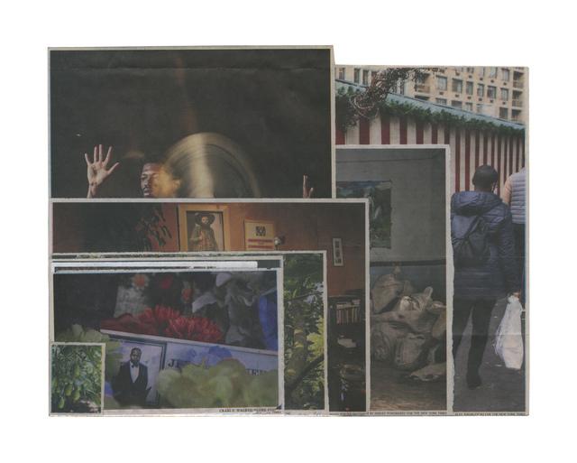 , 'fruit / memorial / …,' 2007-2017, James Harris Gallery