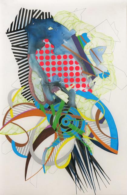 Kim Carlino, 'Cosmological Formations, series V, II', 2016, Alfa Gallery