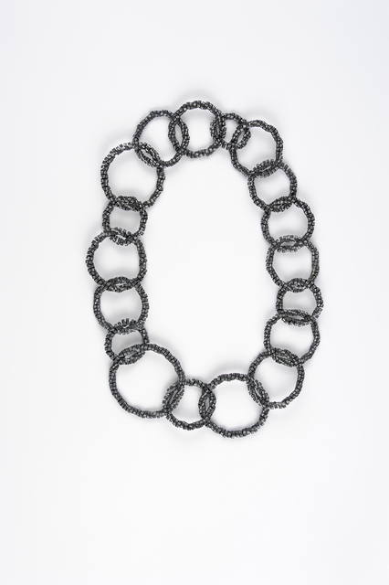 , 'Rings, Necklace,' 2015, Gallery Loupe