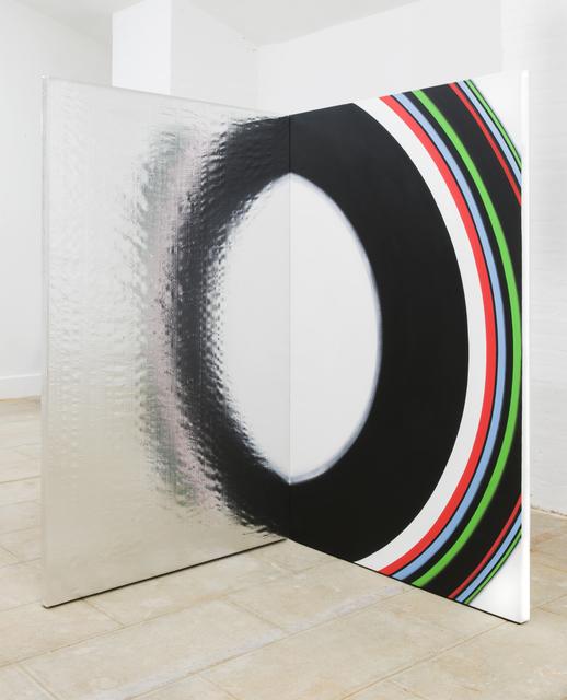 , 'Freestanding O,' 2012, Vince Contarino + Brian Balderston + Chad Stayrook + José Ruiz