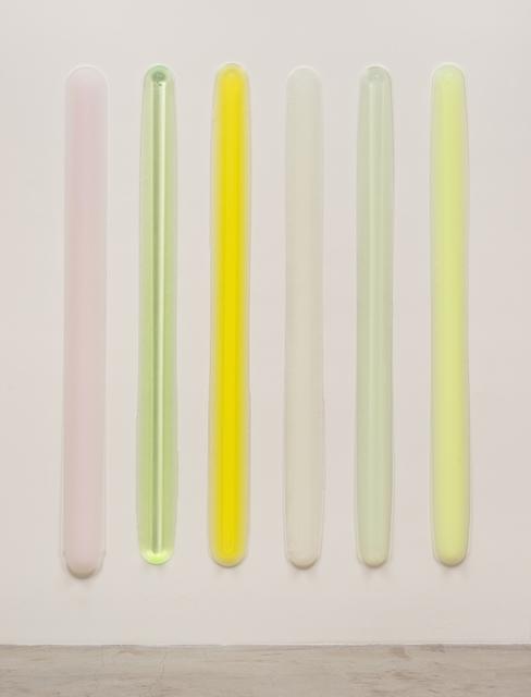 , '6 PART BARS,' 2014, Peter Blake Gallery