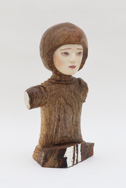 , '[12 Torso] No. 1 torso of anxious boy,' 2016, Mizuma Art Gallery