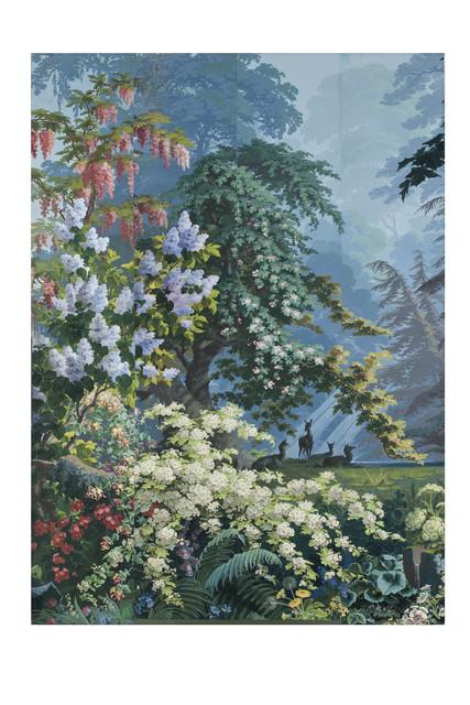 , 'L'Eden ,' 1861, Les Arts Décoratifs