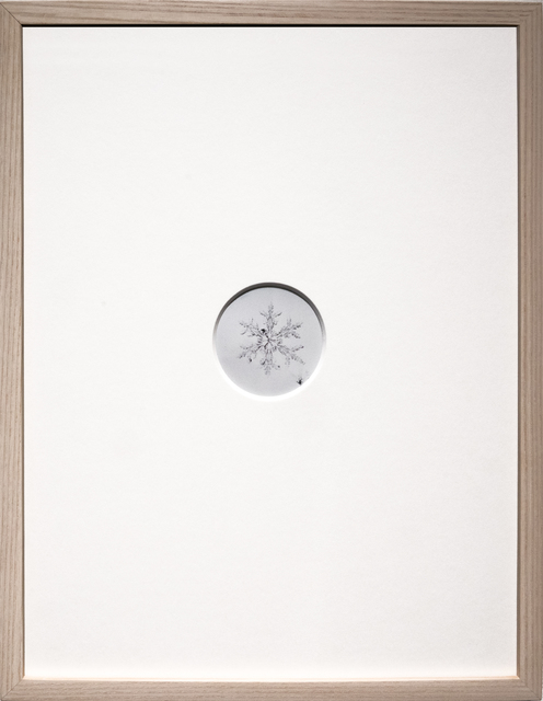 , 'Snow Letter 6,' 2006, Richard Levy Gallery