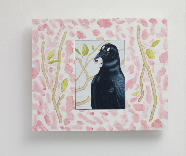 Tristan Pigott, 'Crow with Eye', 2019, ALICE BLACK