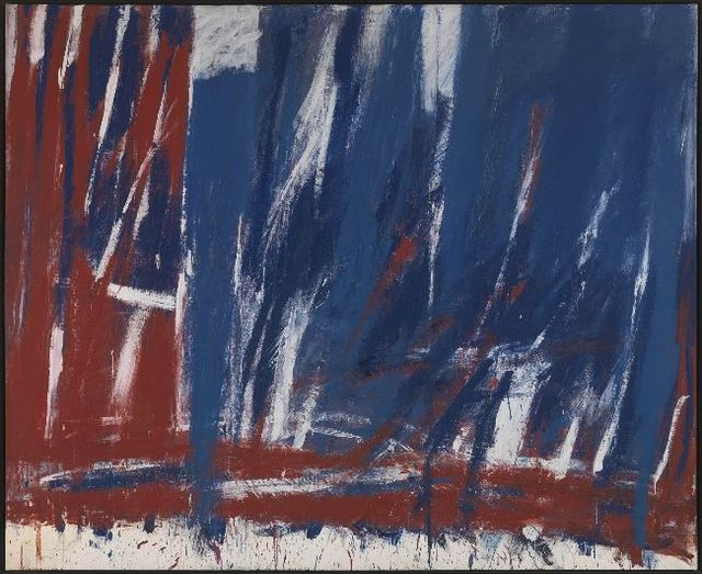 , 'Brake III,' 1960, Helwaser Gallery