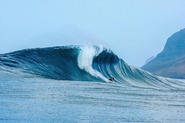 , 'Manuel Lezcano surfing Las Bajas, Lanzarote, Canary Islands.,' , Anastasia Photo