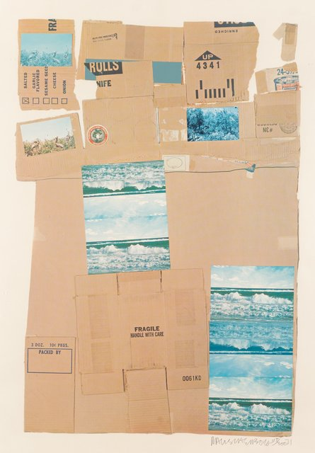 Robert Rauschenberg, 'General Delivery', 1971, Heritage Auctions
