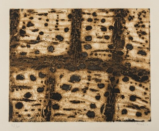 Zoran Antonio Mušič, 'Untitled,' 1958, Forum Auctions: Editions and Works on Paper (March 2017)