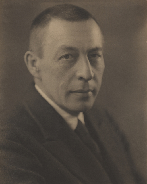 , 'Sergei Rachmaninov,' 1925, Robert Mann Gallery