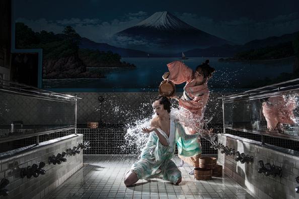 , 'Maaya XIV, Nishi-Sugamo,' 2013, Fahey/Klein Gallery