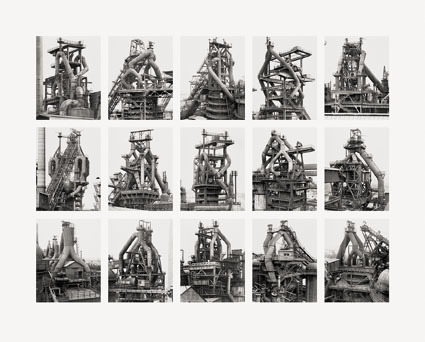Bernd and Hilla Becher, 'Hochöfen (Blast Furnaces)', 2007, Schellmann Art