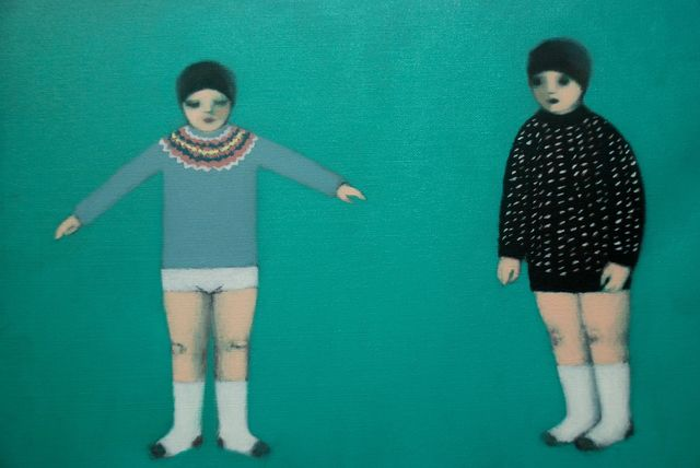 Ayse Wilson, 'Warm Sweaters and Clean Socks', 2013, Geary