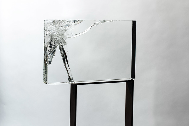 , 'CRYSTAL RADIANT FRACTOGRAPH #4,' 2018, Traver Gallery