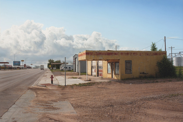 , 'Panhandle Service Station, Texline, TX,' , Miles McEnery Gallery