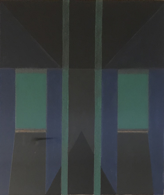 , 'Study for a painting No. 1 (7),' 1991, Leon Tovar Gallery