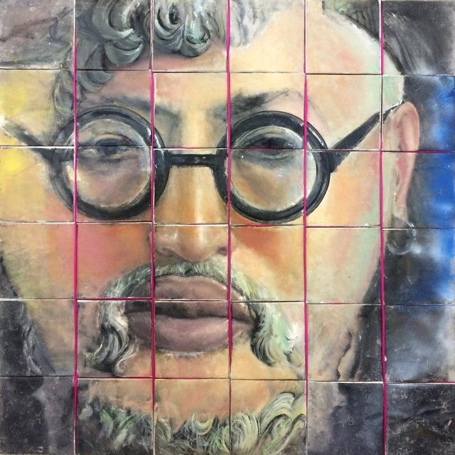 , 'Composite Self-Portrait,' 2017, Robert Kananaj Gallery