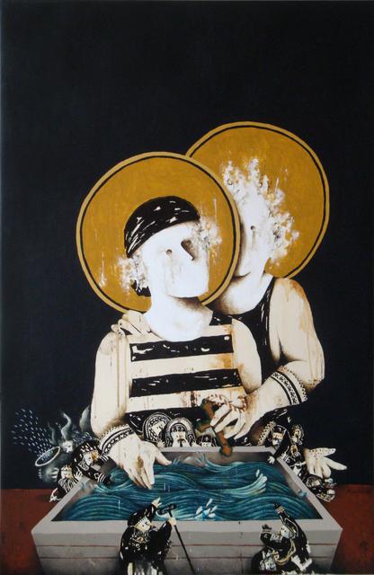 , 'Theofania,' 2012, DECORAZONgallery
