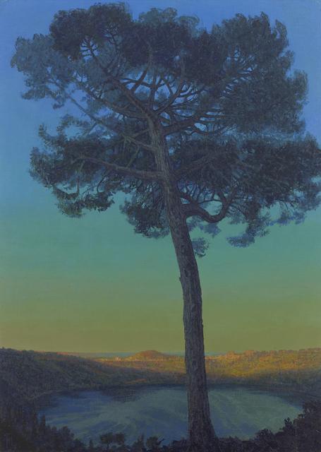 , 'A Certain Tree, Diana's Mirror,' 2017, John Martin Gallery
