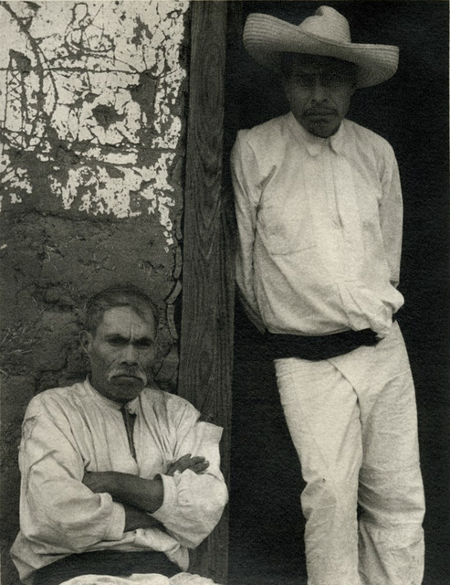 Paul Strand, 'Portrait of Two Men, Mexico', ca. 1930s/1967, ClampArt