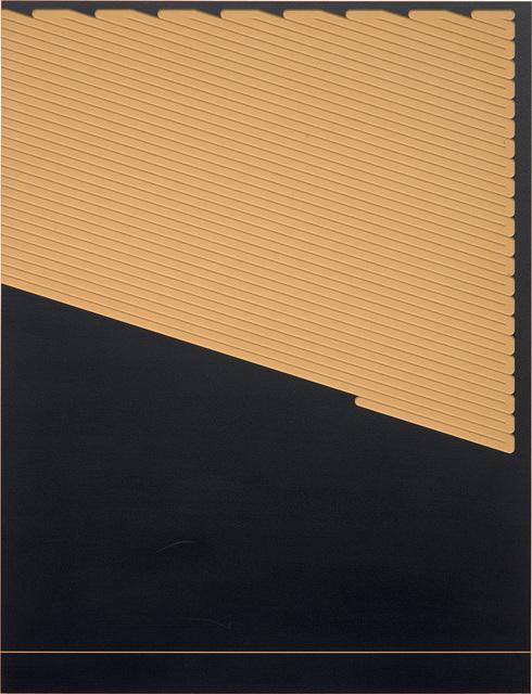 Daniel Lefcourt, 'Plot Fill X', 2009, Phillips