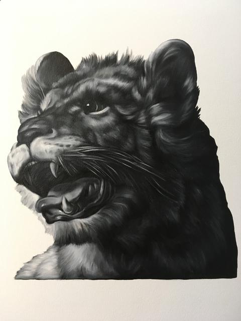 , 'Lion (after Specht),' 2019, DANESE/COREY