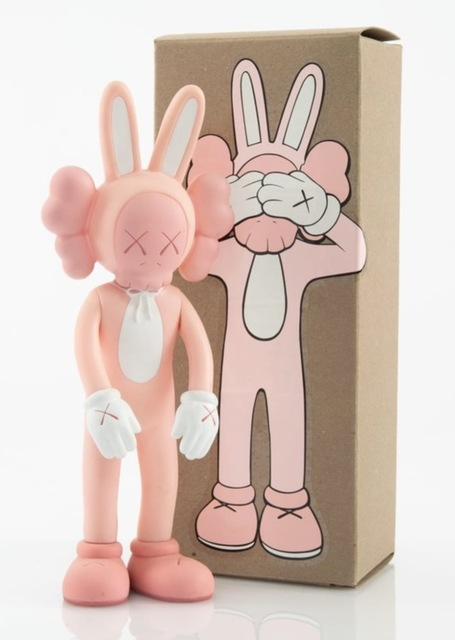 KAWS, 'Accomplice (Pink)', 2002, Curator Style