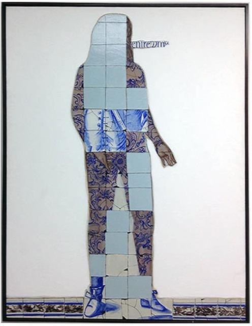 , 'Figura de Convite ,' 1995, Studio Nóbrega