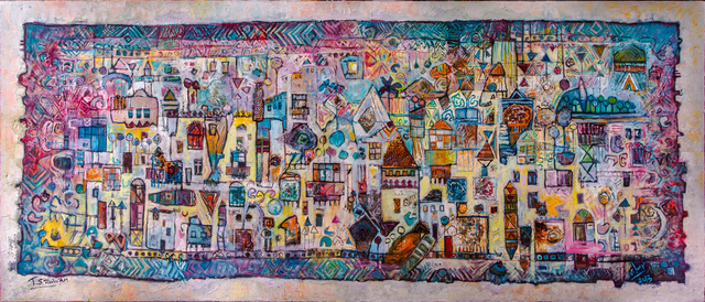 , 'Jeddah,' 2013, Hafez Gallery