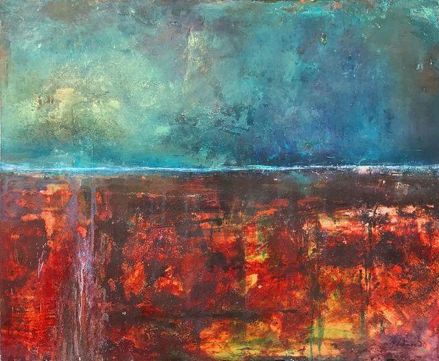 , 'Writ in Water,' 2016, Little Buckland Gallery