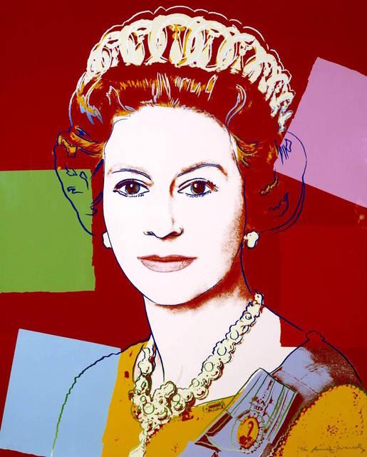 Andy Warhol, 'Queen Elisabeth II.334 regular edition', 1985, OSME Fine Art