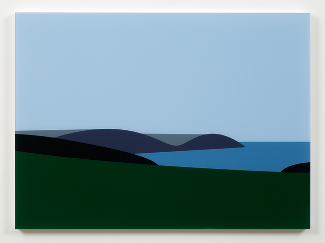 , 'Lantivet Bay,' 2017, Alan Cristea Gallery
