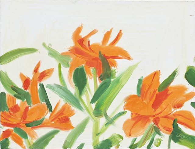 , 'Flowers 1,' 2011, Monica De Cardenas