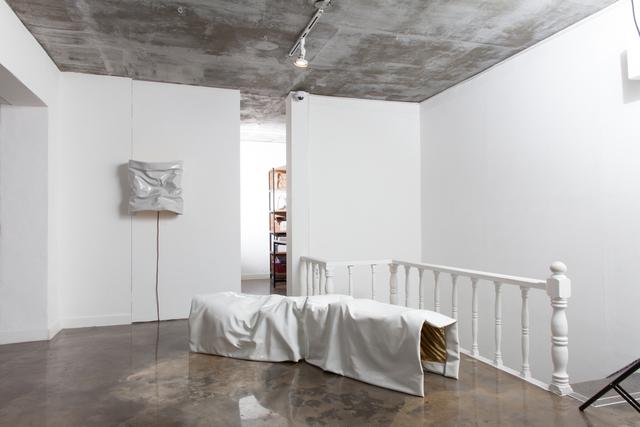 , 'frozen #4, bench,' 2015, g.gallery
