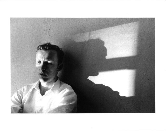 , 'Untitled (man and shadow),' ca. 1970, Elizabeth Houston Gallery