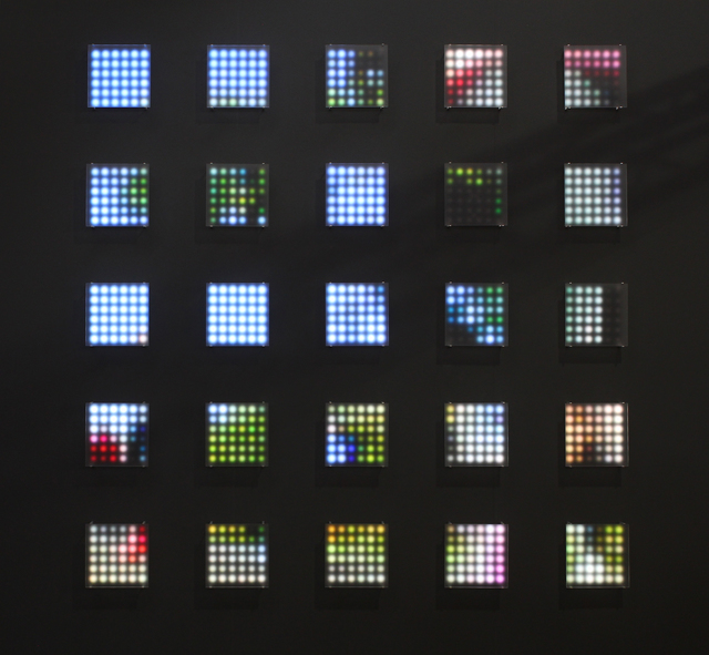 , 'Scattered 25x (Marathon),' 2016, Hosfelt Gallery