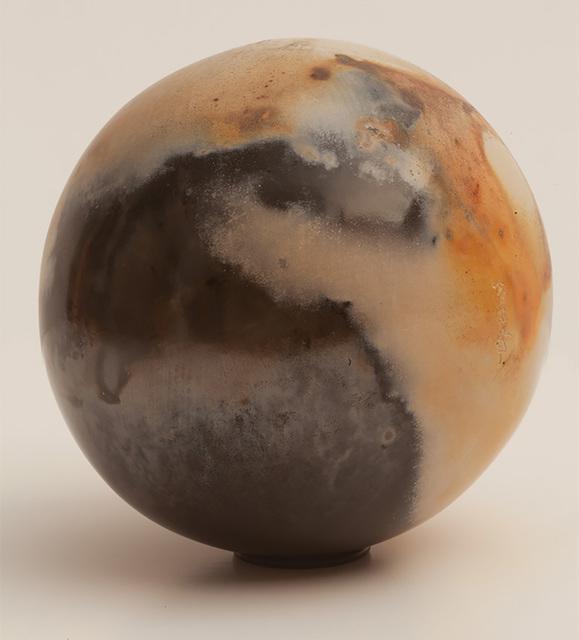 David Kuraoka, 'Pitfire Ball', 2007, Dolby Chadwick Gallery
