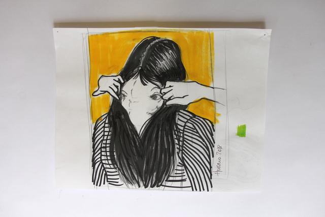 , 'Sentir Duele 13,' 2018, Booth Gallery