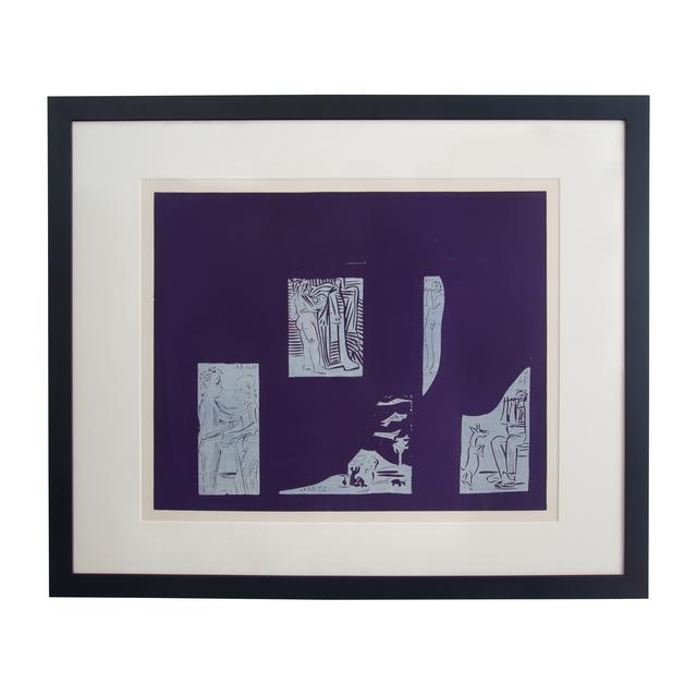 Pablo Picasso, 'Couple debout', 1959, Dellasposa