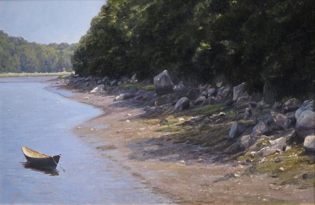 Warren Prosperi, 'Low Tide, Lobster Cove, Annisquam, Massachusetts', 2014, Vose Galleries