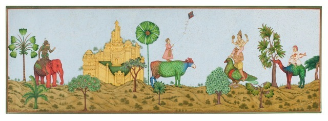 , 'We Came From Afar,' 2012, Jhaveri Contemporary