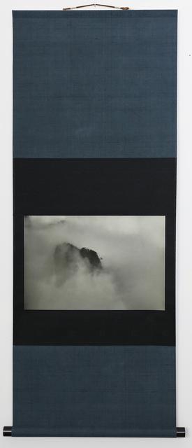 Kenji Wakasugi, 'Hillsides in Fog (Printed on Japanese washi paper and mounted on a scroll)', 2017, Ippodo Gallery