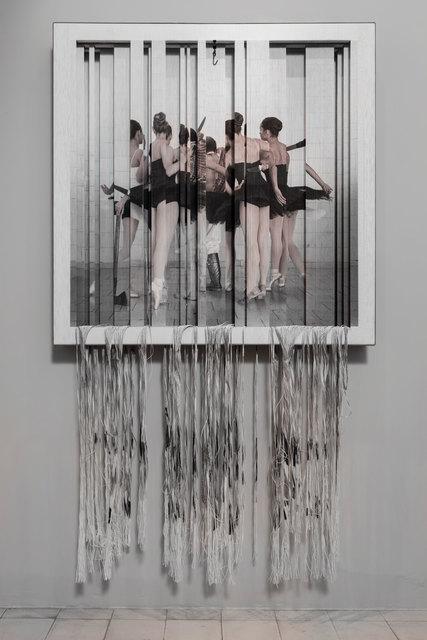 , 'Danza Feroz,' 2016, Ricardo Reyes