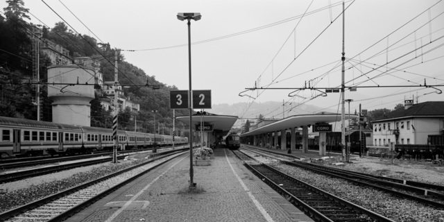 , 'Como Train Station - Lombardia, Italy,' 1993, TAG TheArtGallery