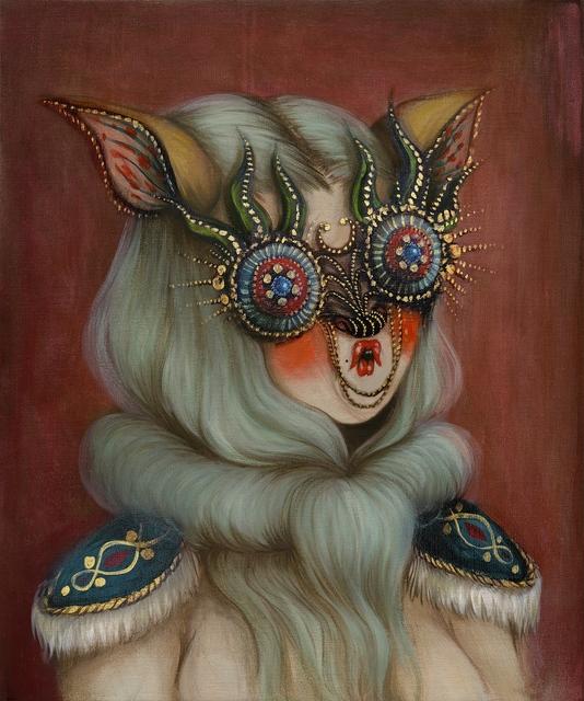 , 'Diablada II,' 2014, Isabel Croxatto Galería