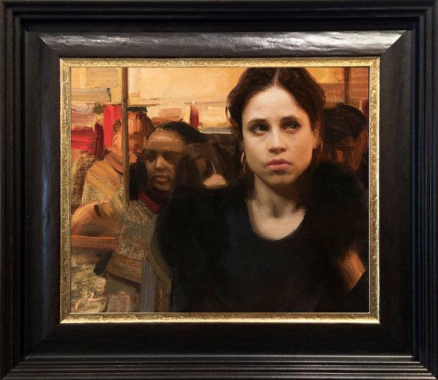 , 'Subway,' 2017, ARCADIA CONTEMPORARY
