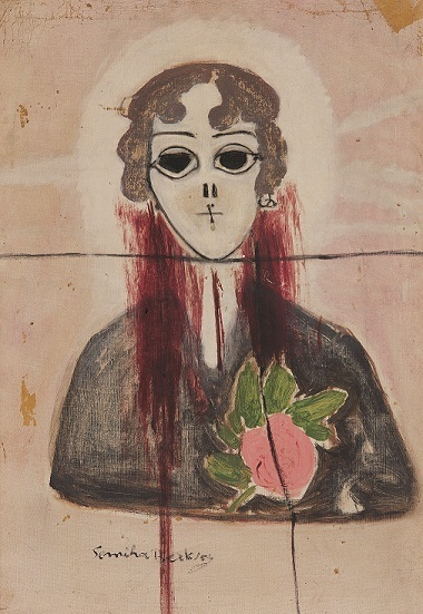Semíha Berksoy, 'My Mother the Painter Fatma Saime', 1972, Galerist
