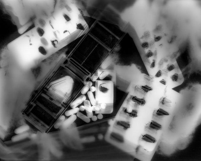 , 'Medication (from the series: Capturing Light),' 2007, Galerie Krinzinger